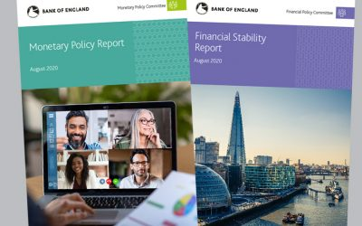 Bank of England – Monetary Policy and Financial Stability Reports