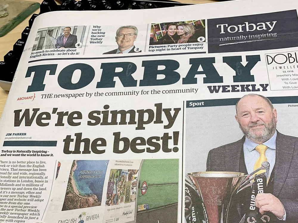 torbay weekly
