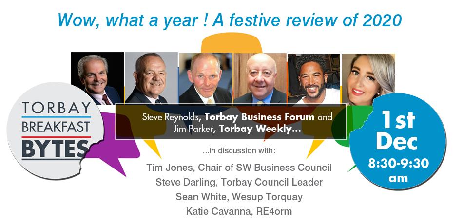 Torbay Business Bytes - 1st December