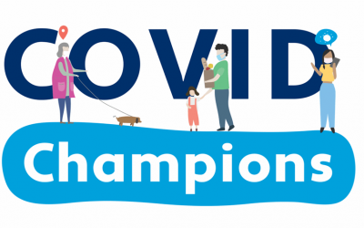Could you be a Covid Champion?