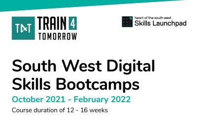 Digital Skill Bootcamps